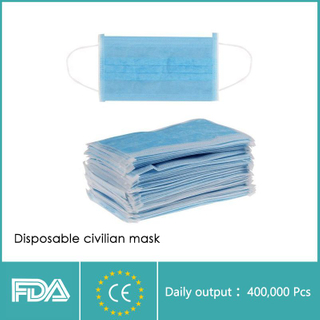 Disposable Civilian Mask